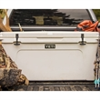 White YETI Tundra 125 Hard Cooler - This AUTHENTIC YETI Tundra 125 Cooler is a large durable cooler great for anything outdoors.