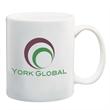 11 Oz. Vitrified Ceramic Mug