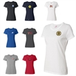 Fruit of the Loom(R) Heavy Cotton Ladies T-Shirt - Colors