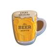 Beer Mug Tin Filled with Mints