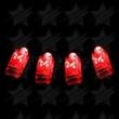 LED Finger Lights - Red 36ct - LED Finger Lights - Red 36ct