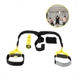 Suspension Fitness System with Rubber Sleeve Grips