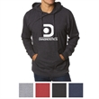 Independent Trading Company Men's Lightweight Jersey Hood... - Lightweight slim fit jersey hooded pullover for men made of cotton/polyester.