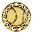 """2 1/2"""" Baseball Star Medallion"""