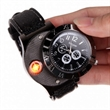 Watch with USB Charging Electronic Cigarette Lighter