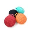 Portable Fabric Waterproof Bluetooth Speaker