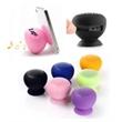 Portable Silicone Mushroom Mini Bluetooth Speaker