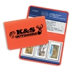 Game License Holder - Game license holder made of vinyl with high-quality protection for game licenses and stamps.