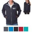 Independent Trading Company Unisex Lightweight Poly-Tech ... - Unisex lightweight polyester fleece track jacket with water-resistance and moisture-wicking properties.