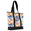 Fashion Shopping Tote - Fashion Shopping Tote. 600 Denier polyester in fun patterns