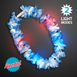 Large assorted light up Hawaiian leis