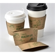 Paper coffee Cup Sleeve Corrugated Cup mug Sleeve