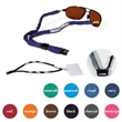 Suiter Combo Lanyard & Eyewear Retainer Strap, Solids - Longer length combo featuring plastic insert. Made of knitted cotton yarn.