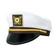 Nylon Captain's Hat