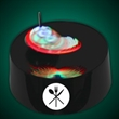 Spinning UFO Light Up Top
