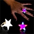 Light Up Ring - Star - LED - Flashing - Light Up Ring - Star - LED - Flashing