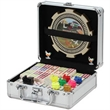 Double 12 Color Dot Ivory Mexican Dominoes Set - Double 12 Color Dot Ivory Mexican Dominoes Set.