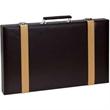 Brown/Tan Backgammon Set - Brown/Tan Backgammon Set.