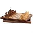 "22"" Deluxe Wooden Chess Set - 22"" Deluxe Wooden Chess Set."