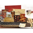 Merry Christmas Gift Basket - Holiday gift basket.