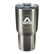 30 oz. Everest Copper-Lined Tumbler - 30 oz. stainless steel, double-walled, vacuum-insulated, sweat-resistant travel cup.