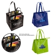 """Voyager Dual Tote Bag - 11.5"""" x 13.5"""" x 13.5"""" dual tote bag with insulated and non-insulated compartments."""