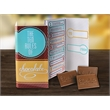 10 Rules Deluxe Trio Card - Brown & Teal - 10 Rules Deluxe Trio Card - Brown & Teal design