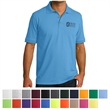 Port & Company Tall Core Blend Jersey Knit Polo - 5.5 oz. polo shirt made from 50/50 cotton/polyester material.