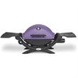 Weber Q1200 Portable LP Grill - Purple