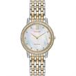Citizen Eco-Drive Women's Two-Tone SS Bracelet Watch