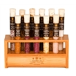 11 Tube  Mixologist Salt Collection - CHEFS Collection 12 Tubes  Mixologist  Gourmet Spices