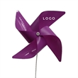 Advertising Plastic Pinwheel
