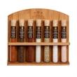Gourmet Salt Collections - 7 Tubes - Gourmet Salt Collections 7 Tubes