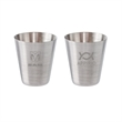 Mini 1 oz. Stainless Steel Shot Glass