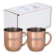 Mosconi Moscow Mule - 2 Mug Set - Mosconi Moscow Mule - 2 Mug Set