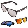 Sharp Mirrored Sunglasses - Sharp Mirrored Sunglasses