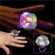 Light Up Ring - Large Gem - Multi-color LED - Light Up Ring - Large Gem - Multi-color LED