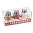 Mama Mia Pizza Seasoning Gift Set - Pizza seasoning gift set including dried oregano, red pepper flakes and garlic powder.