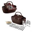 Gondola - Harmony - Gondola picnic basket with service for four.