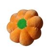 Orange Midnight Till Pumpkin Princess And Halloween Cushion
