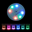 LED Light Coaster - This is a led light coaster, it is made of silicone.