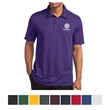 Sport-Tek PosiCharge Active Textured Polo - 100% polyester mesh textured polo with breathability and snag resistance.