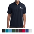 Sport-Tek PosiCharge Micro-Mesh Polo - Micro-mesh polo with snag resistance, PosiCharge technology, moisture wicking, odor control, and colorfast.