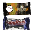Custom Individually Wrapped Fun Size Baby Ruth Candy Bar - Custom Single individually wrapped fun size Baby Ruth candy bar.