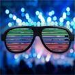 Light Up Sunglasses - Sound Reactive - USB Rechargeable - Light Up Sunglasses - Sound Reactive - USB Rechargeable