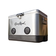 BREKX Party Cooler - 54QT Cooler with Bluetooth Speakers (S - Combine your music and your cooler with our 54qt Party Cooler with built in Bluetooth speakers.