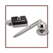 2-Piece Gift Set - Gift set of decision maker and twist-action ballpoint pen.