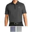 Nike Golf Dri-FIT Heather Pique Modern Fit Polo