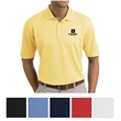 Nike Golf Dri-FIT Textured Polo - Nike golf textured polo made of 100% polyester with Dri-FIT moisture-wicking technology.