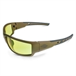 Cumulus™ Crossfire® Eyewear - Eyewear with Dual Mold, Rubber Temple Grips for better stability.